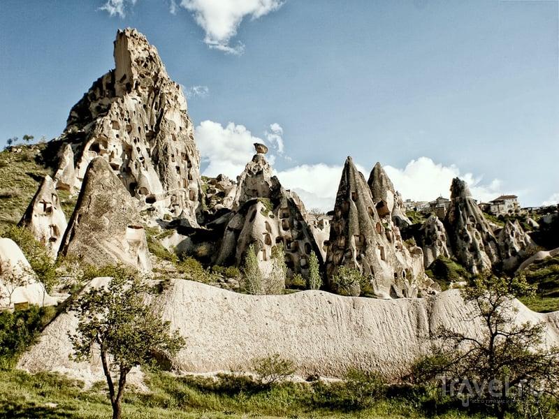 Пещерный город в Каппадокии, Турция / Турция
