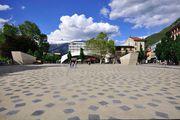 В Беллинцоне / Швейцария