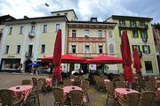 Уличное кафе / Швейцария