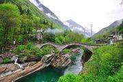 Волшебный пейзаж / Швейцария