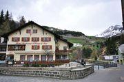 Здание гостиницы / Швейцария