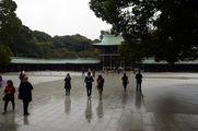 Легкий дождик / Япония