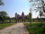 Вид на замок / Белоруссия