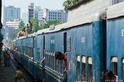 Миниатюрность вагончиков / Бангладеш