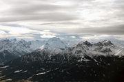 Вид на горы / Австрия