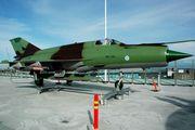Самолет МиГ-21БИС / Финляндия
