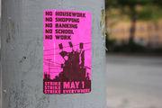 Забастовка 1 мая / США