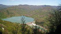 Озеро и плотина / Сербия