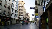 Белград в 6 утра / Сербия