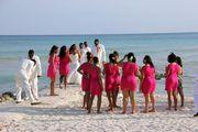 Яркая свадьба / Мексика