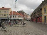 На центральной площади / Швеция