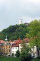 На холме / Словения
