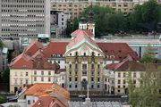 Церковь Святой Троицы / Словения