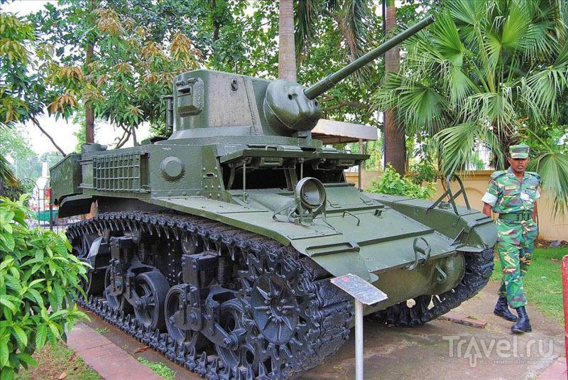Выставка военной техники в Дакке / Фото из Бангладеш