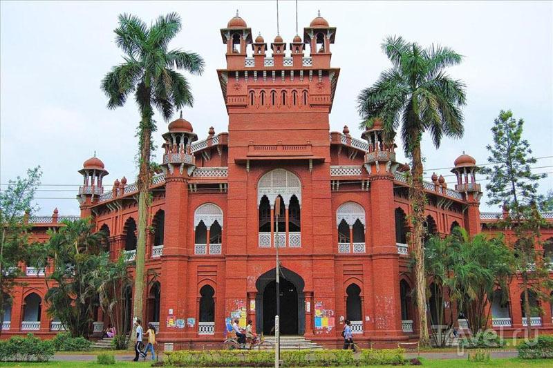 Государственный университет Дакки / Фото из Бангладеш