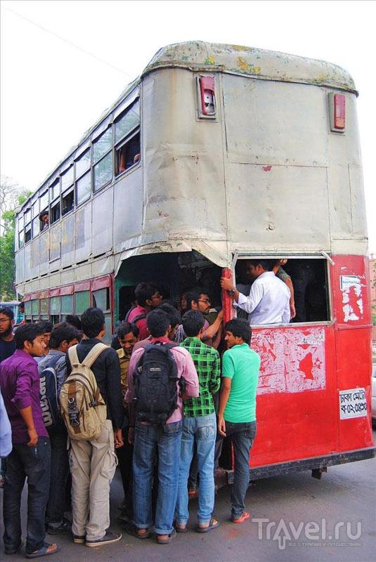 Студенты Государственного университета Дакки / Фото из Бангладеш