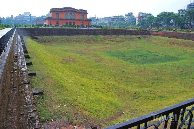 Крепость Лалбах в Дакке / Фото из Бангладеш