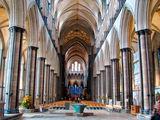 Интерьер собора / Великобритания