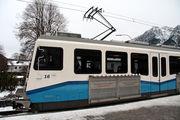 Поезд на станции / Германия