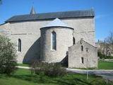 Средневековая церковь / Эстония