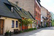 Старинные улицы / Швеция