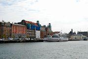 Историческая часть города / Швеция