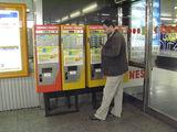 Автоматы по продаже билетов / Чехия