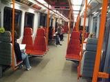 В вагоне метро / Чехия