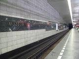 Станция Музей / Чехия