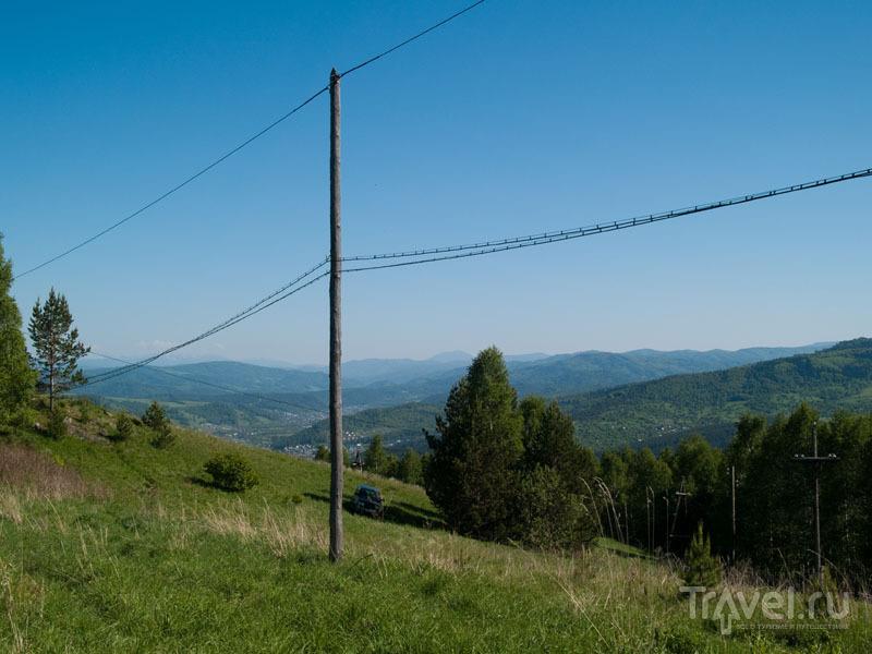 Гора Тугая - любимое место отдыха / Фото из России