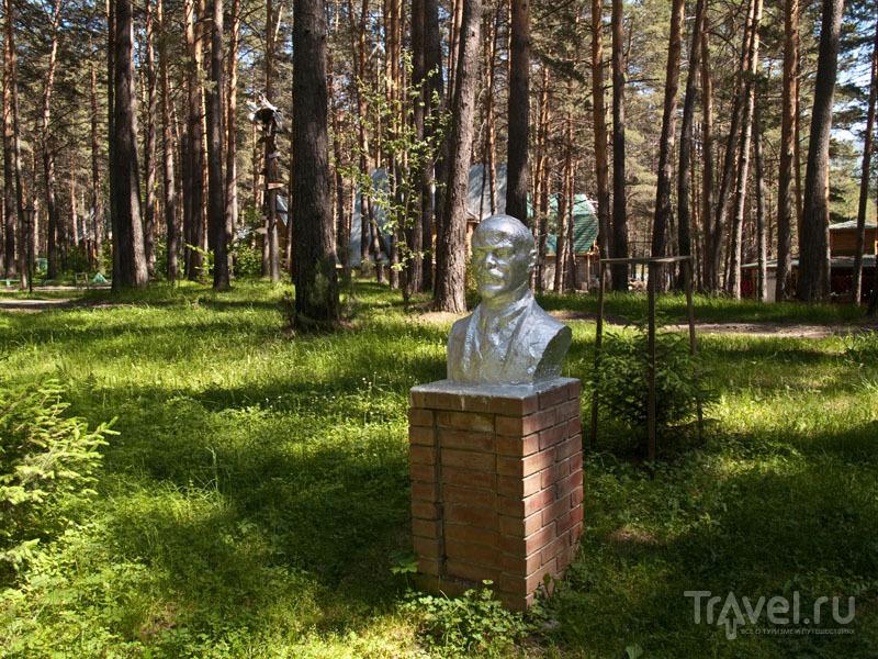 Бюст Ленина / Фото из России