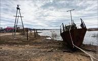 Заброшенные корабли / Россия