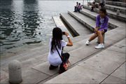 Фотография на фоне / Сингапур