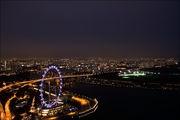 Подсветка колеса / Сингапур