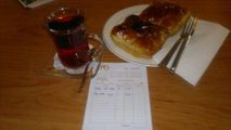 Чай и пирожки / Турция