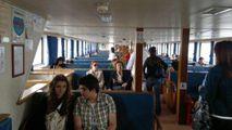 Салон кораблика / Турция