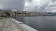 Вид на город / Турция