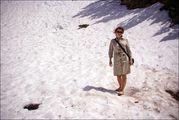 Снег в +20 / Лихтенштейн