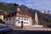 В центре города / Лихтенштейн