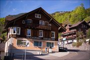 Здание ресторана / Лихтенштейн