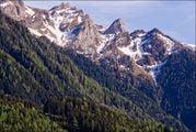 Вид на горы / Лихтенштейн