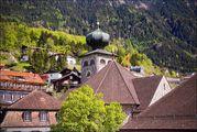 Вид из окна / Лихтенштейн