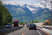 Ремонт дороги / Лихтенштейн
