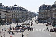 Вид с балкона / Франция