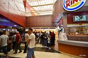 Burger King на втором этаже / Египет