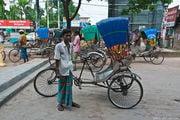 На автовокзале / Бангладеш