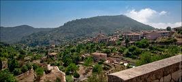 На склонах гор / Испания
