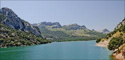 Озеро Горг Блау / Испания
