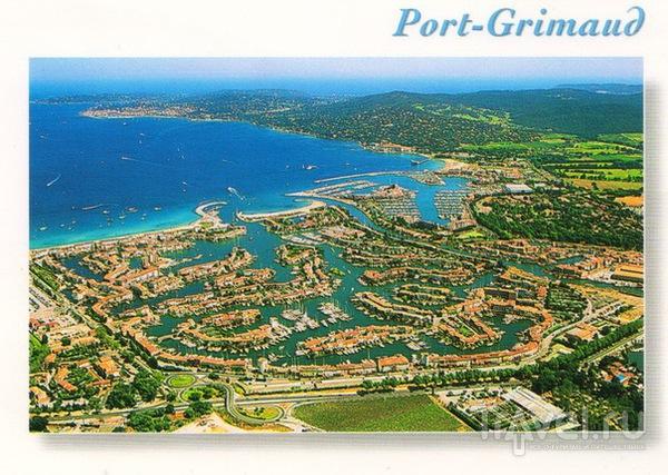 Про Порт-Гримо / Франция