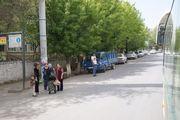 Мало автомобилей / Узбекистан